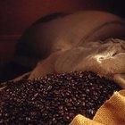 A veces se utilizan bolsas de arpillera más grandes para enviar granos de café verde, a granel y de especialidad.