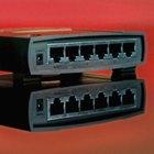 Los conmutadores de red manejan el flujo de datos entre dispositivos.