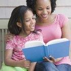 Los padres pueden mostrar a sus hijos cómo piensan los buenos lectores cuando leen.
