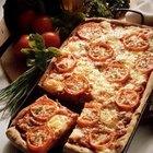 Una dieta vegetariana no debe consistir únicamente en pizza, solo porque no tiene carne.