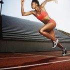 El cardio como correr reduce el tamaño de la pantorrilla.