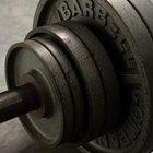 Levante pesado para hacerse más fuerte.