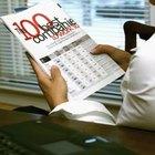 De nombreux kits médias contiennent des informations utiles sur les lecteurs du magazine.
