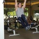 Los ejercicios de peso libre y de peso corporal pueden ser efectivos.