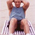 Los abdominales pueden ser duros para la espalda, pero otros ejercicios abdominales pueden ser suaves y efectivos.