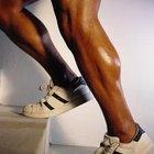 Desarrolle los músculos y el tono de las piernas involucrando sus muslos y pantorrillas.