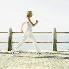 Reduzca el paso o camine si se queda sin aliento o no puede correr.