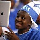 Auf dem iPad können iPad- und iPhone-Apps ausgeführt werden.