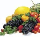La mayoría de las frutas son alimentos con IG bajo.