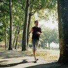 El entrenamiento de resistencia te ayuda a correr largas distancias.