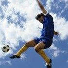 Los ejercicios de salto aumentan la potencia de la parte inferior del cuerpo para acelerar.