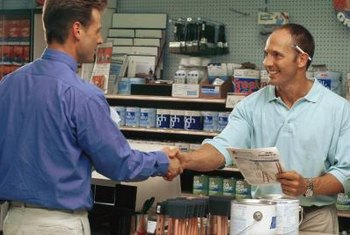 Employees expect to be reimbursed by their employer for making business-related purchases.