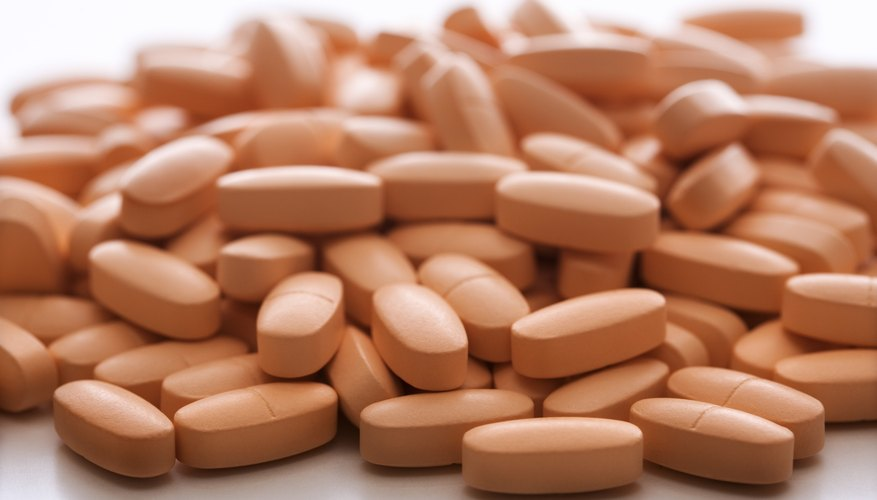 Signs of Too Much Vitamin Intake