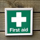 A fully stocked and updated first aid must be available for everyone.