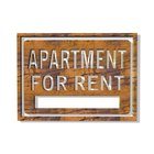 Leasing agents must be creative when marketing an apartment community.