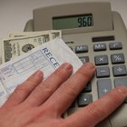 Keep track of receipts for important tax deductions.