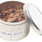 Mulch is a perfect example of biodegradability at work.