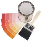 Consult the color wheel before picking out paint colors.