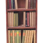 Full bookcases can provide some sound suppression and insulation.