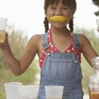 A lemonade stand is a good place to learn marketing skills.