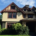 Multiple dormers are common on Tudor homes.