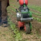 A powerful tiller may be needed if you have very tough soil.