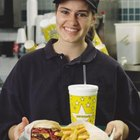 Prior experience in a fast food restaurant can help land the job.