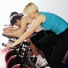 Spin biking workouts burn fat and improve your heart health.