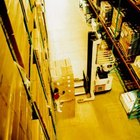 Storing large amounts of inventory is expensive and can expose a company to losses.