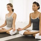 Yoga and deep breathing relieve stress from your day.