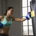 Boxing moves create a lean body and waist.