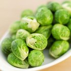 Brussels sprouts are packed with nutrition.