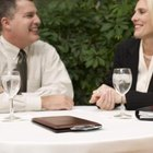 Business dinners and related expenses often create tax deductions for a business owner.