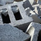 Cinder blocks have a similar texture to bricks so you may want to practice on one.