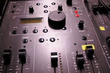 Sound mixers have a wide range of employment opportunities.