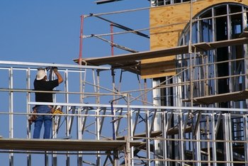 General contractors manage and oversee building projects.