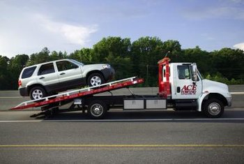 Dispatchers must match the tow truck to the vehicle it must transport.