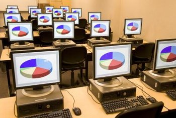 Maintaining a computer network system requires both education and technical training.