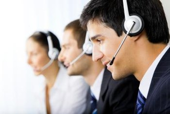 Customer service agents must keep a positive attitude when working.