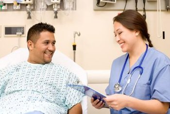 You will need a postsecondary education to become a nurse.