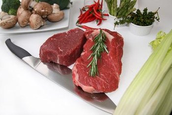 Beef is one of the best natural sources of vitamin B-12.