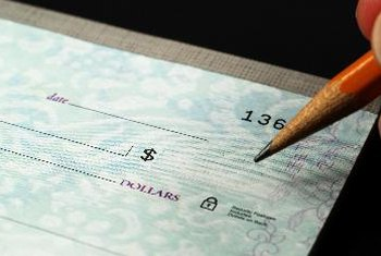 Employees have the right to collect unclaimed paychecks from employers.