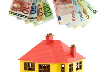 Repay a home equity line of credit to preserve your credit standing.