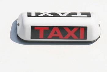 Specific permits are required to have a taxi business.