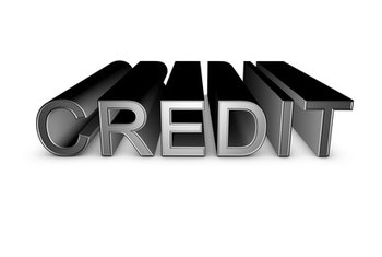 Positive credit helps business gain investors or find short-term loans.