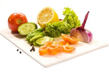 Vegetarian diets provide high levels of antioxidants that may promote healthy brain function.