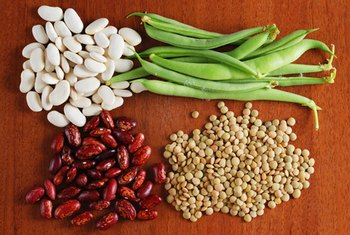 Beans and legumes contain fiber and other heart-healthy nutrients.