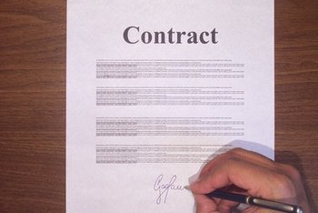 A signed lease agreement eliminates confusion by defining a rental relationship.