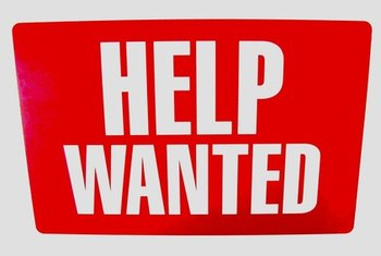 Encourage improvement among your current employees before putting up the help wanted sign.