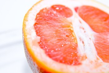 Grapefruit and grapefruit juice are nutritious in moderation.